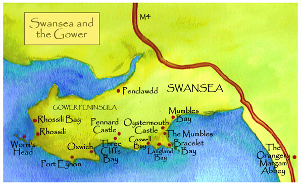 Swansea and the Gower Paintings